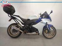 Honda CBR 600F 2011 White Spares or Repair Restoration Project Bike Damaged