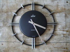 Junghans electronic ATO-MAT 28cm Design Uhr Wanduhr Made in Germany