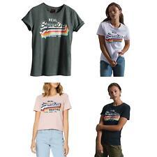 Superdry Women's Vintage Logo T-Shirt