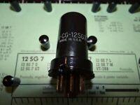 Röhre Jan CG 12SG7Y Tube 10 mA Valve auf Funke W19 geprüft BL-1880