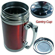Gentry Stainless Steel Product Cofee Tea Travelling Mug Cup