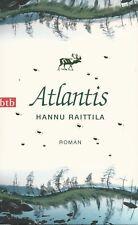 HANNU RAITTILA: Atlantis - Taschenbuch in sehr gutem Zustand - Versand 1,90 ?