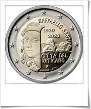 2 EURO *** Vatican 2020  *** Raffaello Sanzio !!!