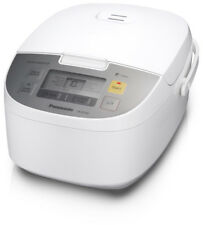 New Panasonic - SR-ZE105WST - 5-cup Rice Cooker - 10 Cooking Programs