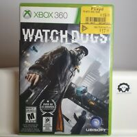 Watch Dogs (  XBOX 360  ) TESTED