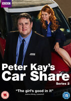 Peter Kay's Car Share: Series 2 DVD (2017) Peter Kay cert 15 ***NEW***