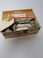 MOULINEX Type 51302 Elektromesser de Luxe 100 W.Allesschneider