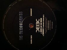 """Bad Company- Book of the Bad Vol 2 Drum and Bass BC Recs Dogs on The Moon 2x12"""""""