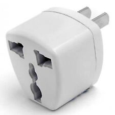 Universal EU UK AU to US USA AC Travel Power Plug Adapter Converter Uk Seller