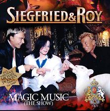 CD Siegfried & Roy incl. Michael Jackson Mind Is The Magic