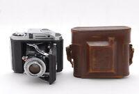 【N MINT+++】KONICA PEARL II Rangefinder Camera 6x4.5 Hexar 75mm F/3.5 From JAPAN