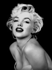 MARILYN MONROE * QUALITY CANVAS  PRINT