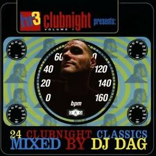 DJ Dag Hr3 clubnight 1 (mix, 1997) [2 CD]