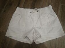 Maurices White Shorts Size M