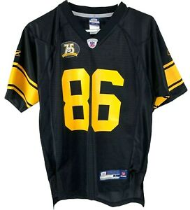 Vintage Hines Ward Pittsburgh Steelers #86 Reebok Jersey Youth Boys X-Large