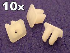 10x Tornillo arandelas de expansión de los frutos secos-M4 Tornillo & se enmarca en un 8 mm Orificio Cuadrado