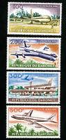 Dahomey Stamps # C20-4 XF OG NH