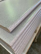 Grey Glace - Matt Finish - NEW laminate benchtop 3600x600x33mm with rolled edge