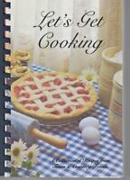 Lets Get Cooking-Town & Country Foods Cookbook-Aurora CO-Cooking-Recipes