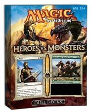 MtG ~ HEROES vs. MONSTERS Sealed Duel Decks Magic the Gathering Foil Polukranos