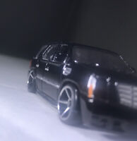 HOT WHEELS 1/64 Scale  FIRST EDITIONS SERIES 07 CADILLAC ESCALADE Black