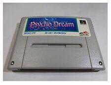 Psycho Dream SFC Super Famicom japan