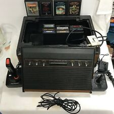 Atari 2600 Video Computer System 13 Games 2 Joysticks All Hook Ups Untested