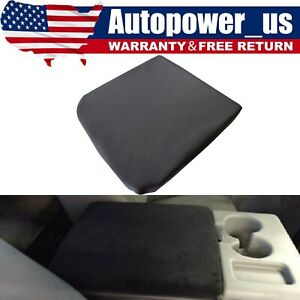 Fits Ford F150 F250 Truck 2011-2021 Center Armrest Console Lid Cover New