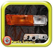 RIGHT FRONT BULLBAR INDICATOR PARK LIGHT FOR Mitsubishi TRITON L200 MK TJM BAR