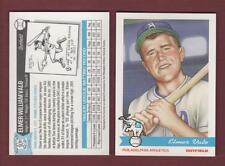 #21 ELMER VALO, A's (Philadelphia Athletics Historical Society / 1998 PAHS)
