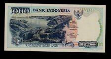 INDONESIA  1000  RUPIAH  1992/95  KQA  PICK #  129d  UNC BANKNOTE.