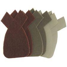 3 Sobres De Black & Decker a2333 Limpieza Y Pulido Kit se adapta a todas Mouse Sanders