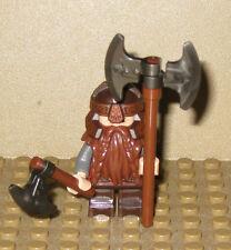 LEGO The Lord Of The Rings 9473 The Mines Of Moria Mini Figure Minifig Gimli