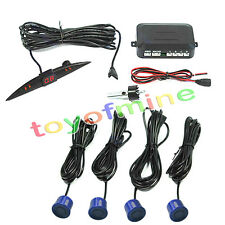 4 sensori di parcheggio del radar del sistema di sostegno Blu 230 centimetri