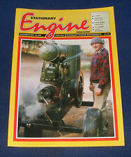 STATIONARY ENGINE MAGAZINE OCTOBER 1995 NO.260 - A LOOK AT COLD STARTERS