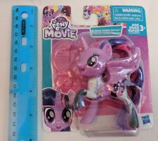My Little Pony the Movie All About Twilight Sparkle MOC Single Carded Pony