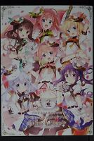 JAPAN Is the Order a Rabbit?? Gochiusa TV Animation Official Guide Book
