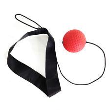Pro Boxing Speed Tennis Ball Reflex Training Practice Sport Headband Speedball