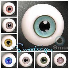 BJD Doll A Glass Eyes 12mm.14mm,16mm.18mm REAL COLORS Eyes SD MSD YOSD 1Pair