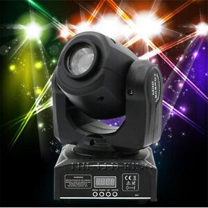 30W DMX Moving Head Licht-Effekte Gobo Spot Bühnenbeleuchtung Party Stage Light