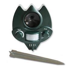 Ultrasonic Animal Pest Repeller Cat Dog Repellent Pest Reject Control Outdoor