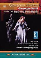 Verdi:Giovanna D'Arco [Jessica Pratt; Jean-François Borras; Julian[Region 2]