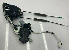 2007-2009 LEXUS LS460 LS600H - REAR LEFT DOOR LOCK LATCH ACTUATOR W/ EASY CLOSE