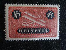 Switzerland #C-8a Used- WDWPhilatelic (E4G9)
