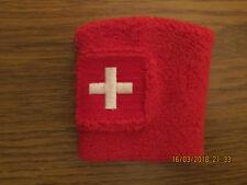 Arm Schweissband mit Schweizer Flagge