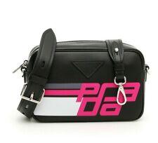 Prada 1BH093 RACING CAMERA Bag Crossbody Clutch Handbag Schultertasche TASCHE