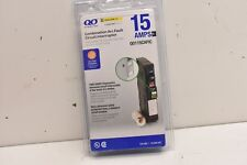 Square D Q0115CAFIC Combination Arc Fault Circuit Interrupter 15 Amps 120VAC