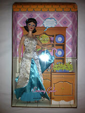 Evening Gala Vintage Reproduction Barbie Doll Shipper Box Gold Label