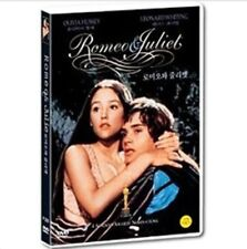 Romeo and Juliet (1968) DVD (Sealed) ~ Olivia Hussey