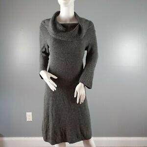 Liz Lange Maternity Cotton Blend Sweater Dresses For Sale Ebay
